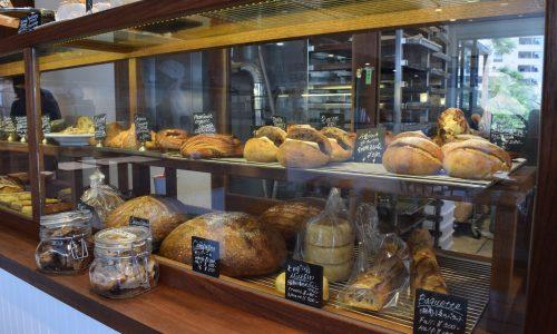 パンの陳列1