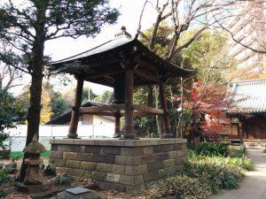 ㈮東福寺の鐘楼