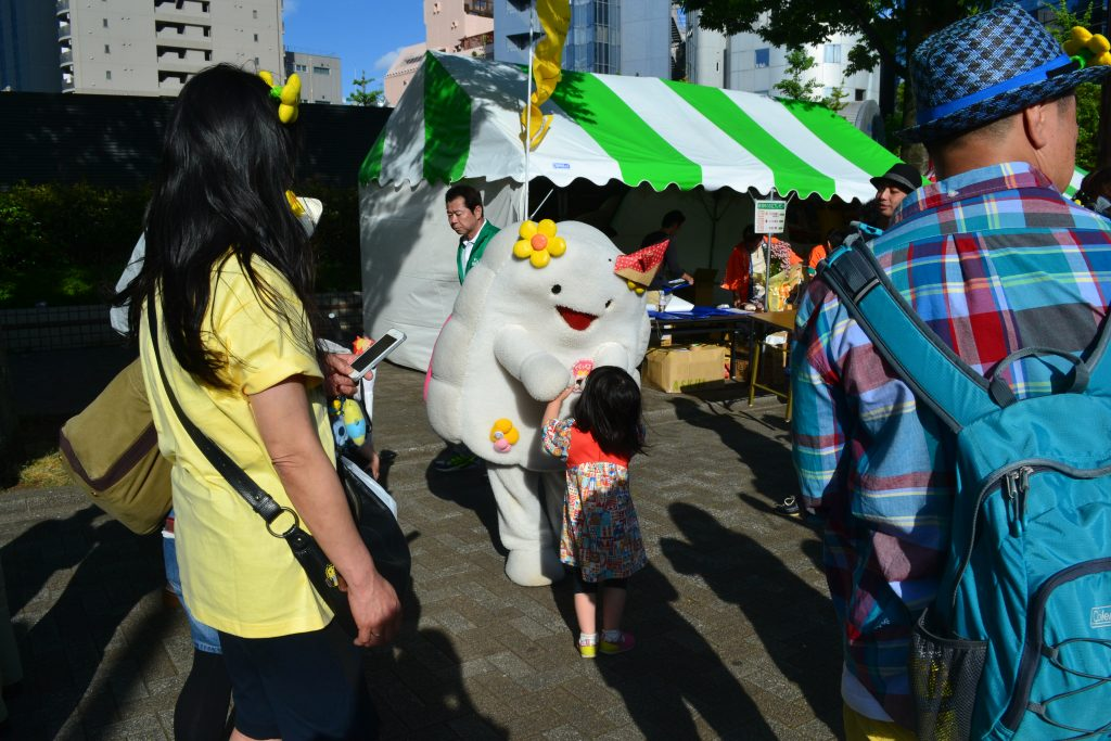 渋谷公園通りFlowerフェスティバル