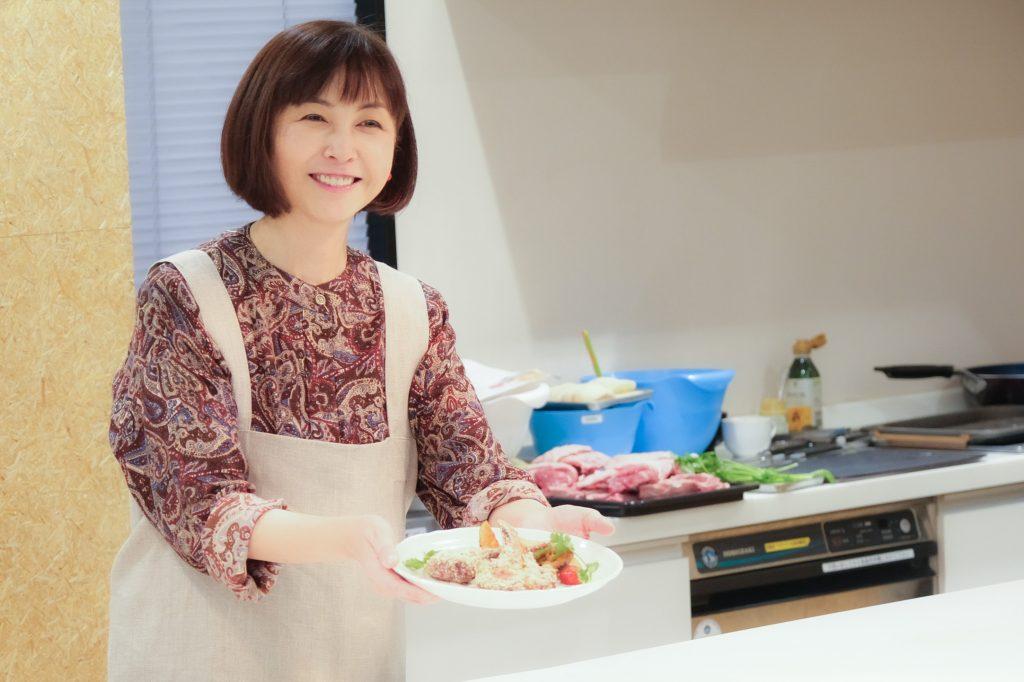 温活薬膳料理士講座 講師 麻木久仁子