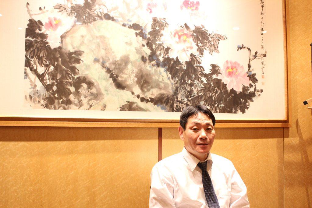 レストラン事業部事業部長の太田康信さん