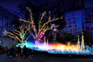 渋谷サンタフェスティバル(イルミネーション)